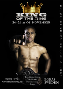Reklam King of the ring 1